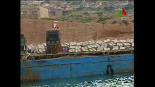 Algerie,Oran,Krichtel,petit port de peche.flv