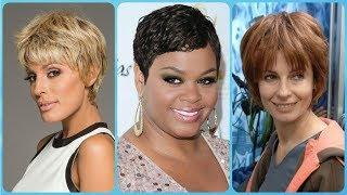 Najlepsze krótkie fryzury damskie dla pań po 50