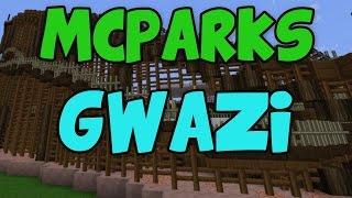 minecraft server mcparks gwazi