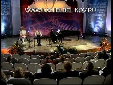 Даниил Беликов: Г. Динику. Хоро стакатто