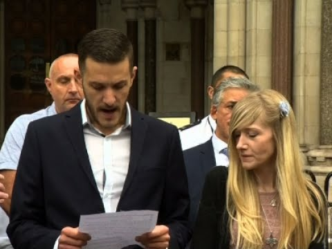 Thumbnail: Charlie Gard's Father: Time To 'Let Our Son Go'