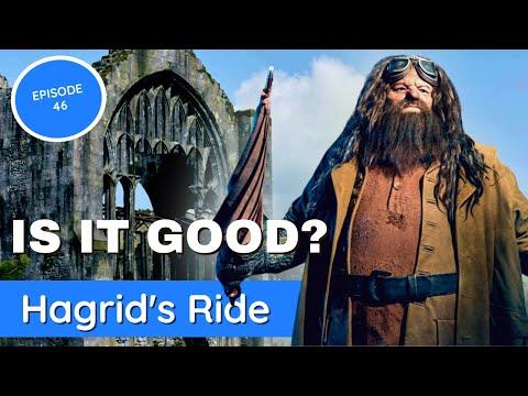 Hagrid's Motorbike Roller Coaster (Complete Guide - Episode 46)