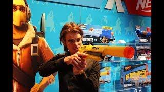 bắn súng đồ chơi