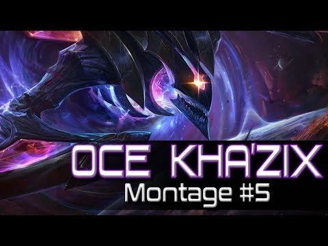 OCE Kha'Zix Montage #5