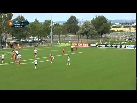 231114 Adelaide United vs Western Sydney Wanderers