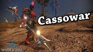Warframe | Cassowar