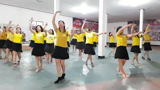 This Is Me/line Dance/beginner/gdc Merauke