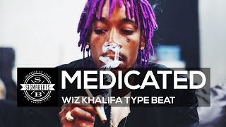 "Wiz Khalifa Type Beat ""Medicated"" 