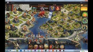 vikings: War of Clans Как эффективно играть без доната. Правильное развитие