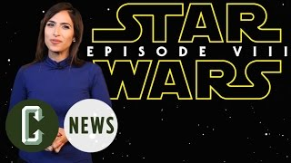 Star Wars: Episode 8 Character Rumors Surface for Benicio del Toro & Laura Dern | Collider News(Ashley Mova and Mark Ellis with Collider News breakdown and discuss the newest details on Laura Dern and Benecio Del Toro's characters in Star Wars ..., 2016-11-16T22:23:58.000Z)