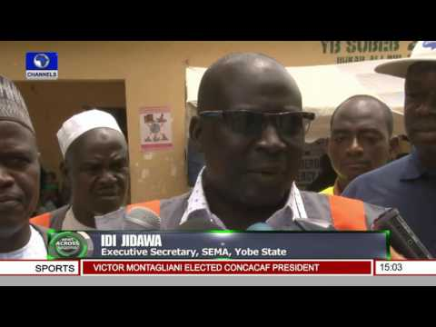 News Across Nigeria: Yobe Govt Closes IDP Camp