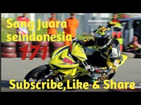 Road Race Aceh Timur Bereh Reynaldy Pradana Juarai Final Motoprix Race1 Mp1
