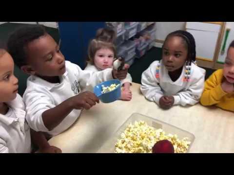 "The Letter ""P"" Popcorn Activity - The Apple tree School"