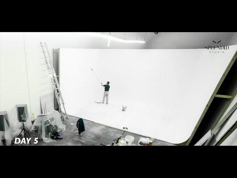 Cyclorama Stage Rental - Film and Photo Studio in San Francisco Bay - Splendid Studio