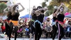 Dia de Los Muertos (Day of the Dead) festival. Corpus Christi, TX.