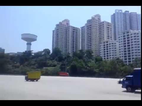 Memasuki Gerbang Kota Kuala Lumpur