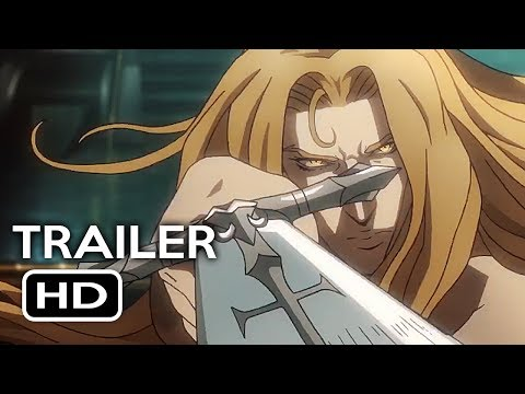 Castlevania   1 2017 Animated Netflix TV Series HD