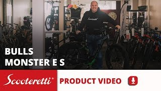 Bulls Monster E S Electric Fat Bike Review - USA & Canada
