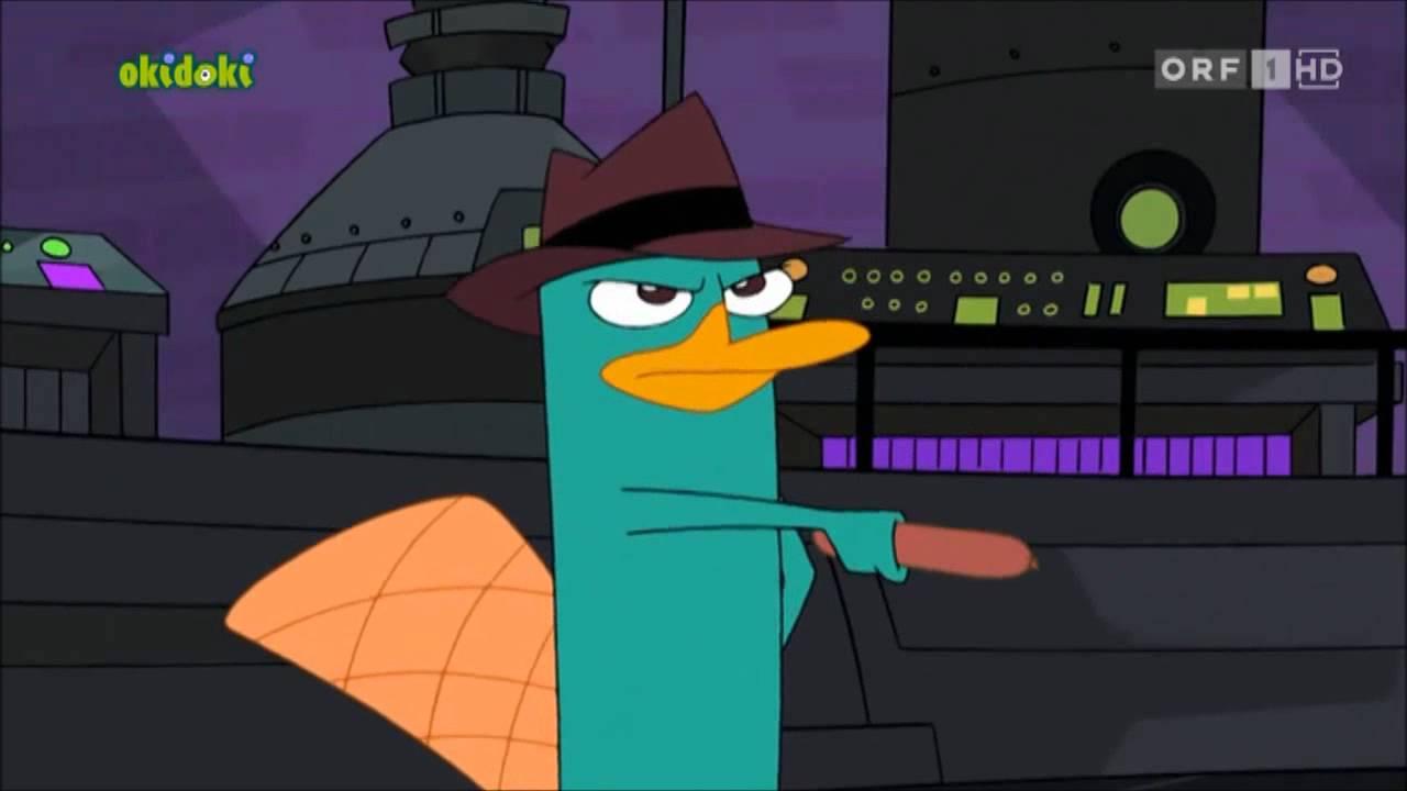 Doof And Perry - Hotdog Vs Bratwurst Hd - Youtube-1647