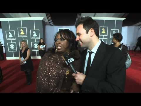 53rd Grammy Awards - Betty Wright Interview