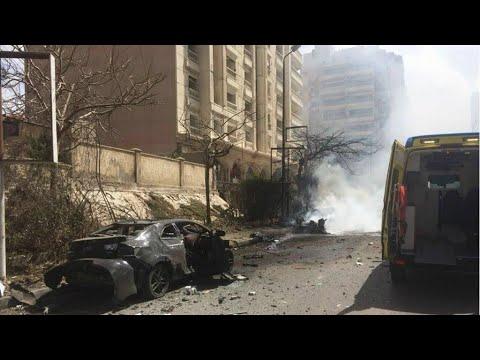 مصر: مقتل شرطيين وإصابة آخرين في انفجار استهدف مدير أمن الإسكندرية  - نشر قبل 3 ساعة
