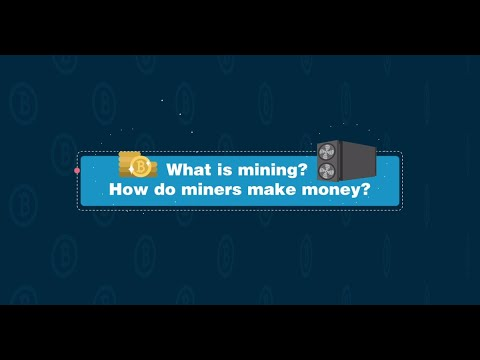does cryptocurrency mining make money
