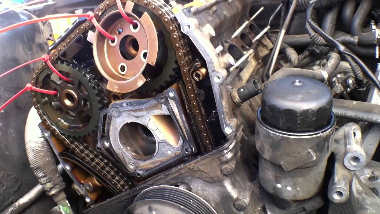 Bmw M44 Headgasket Hd 720p Youtube