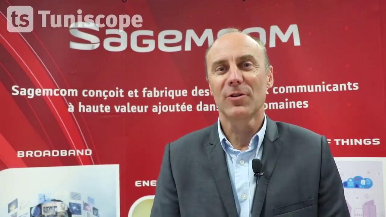 Participation de SAGEMCOM au Forum de l'Atuge 2017