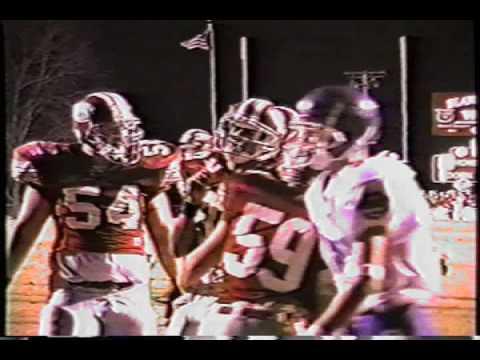 Oak Ridge high school football all time highlight tape