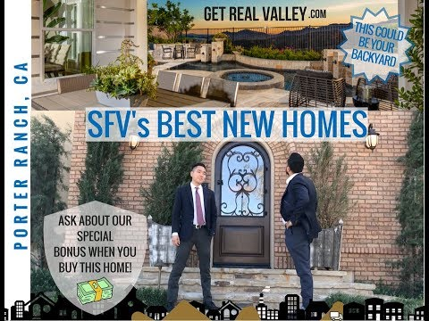 SAN FERNANDO VALLEY'S BEST NEW HOUSES?