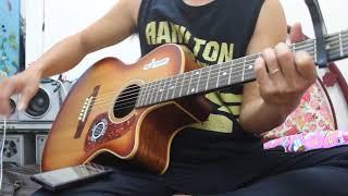 YÊU XA _ Vũ Cát Tường _ Cover guitar by Cá Rô
