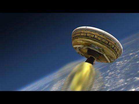 NASA's 'Flying Saucer' Test Ends With Parachute Fail