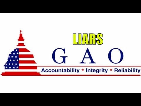 GAO is Dishonest.. and Media follows suit.