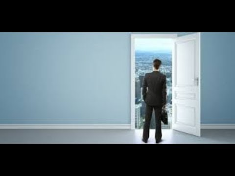 When one door closes,another opens
