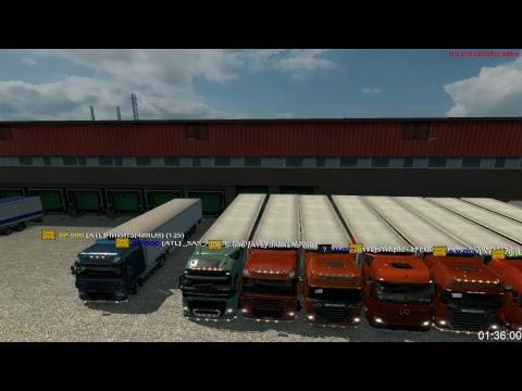 Закрытый конвой от Alfa Trans Logistic