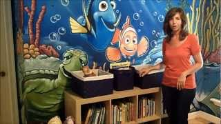 Organizing Tip: How to Organize Kids' Rooms Thumbnail