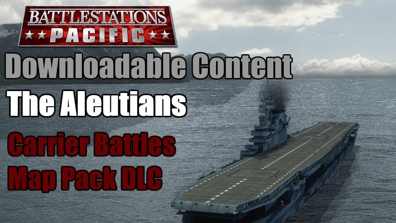 battlestation pacific dlc