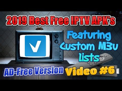 2019 Best Free IPTV Setup Review For Firestick And All Android Devices - LOTS Of Countries!
