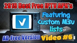 2019 Best Free IPTV Setup for Firestick and all Android Devices - No Ads! TONS of Countries!