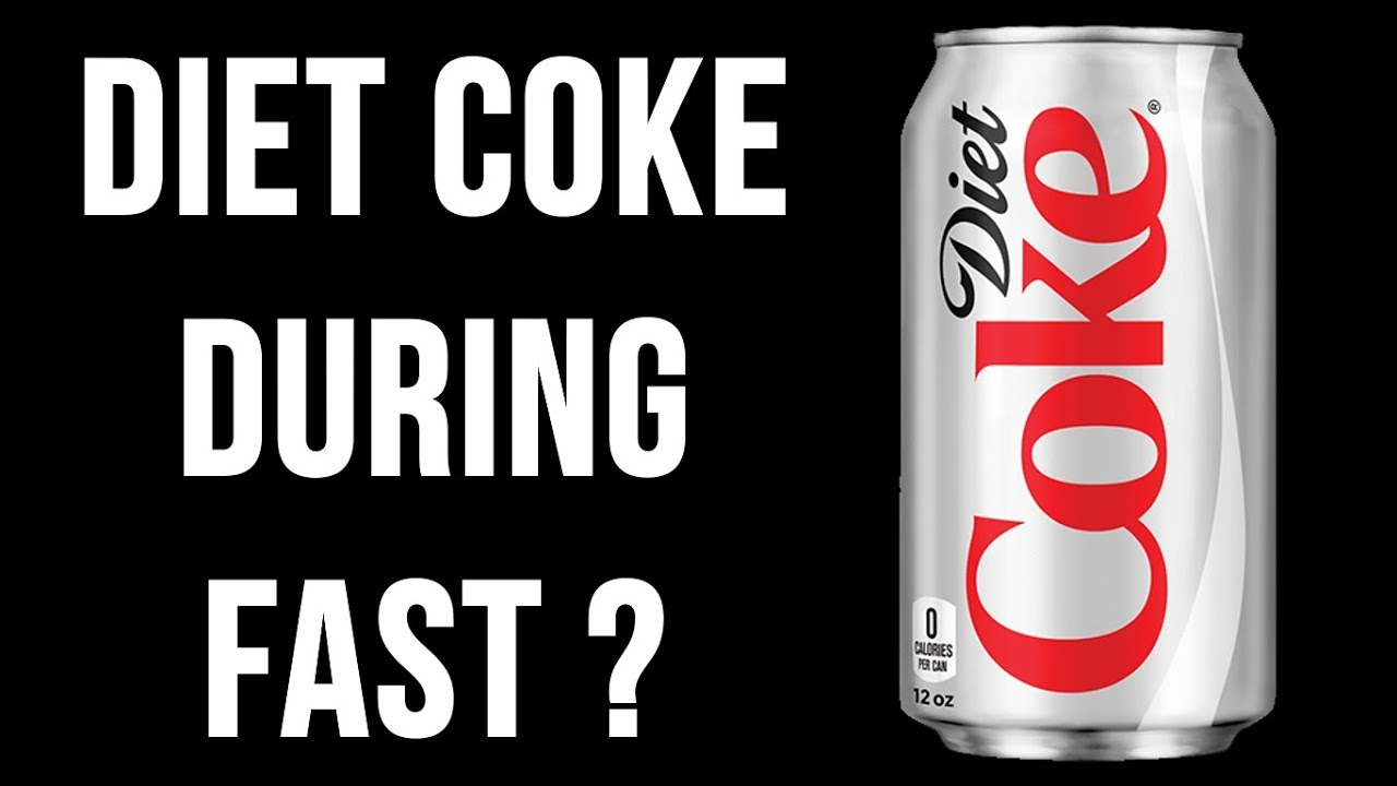 Diet Coke Can You Drink Diet Coke During Intermittent Fasting English