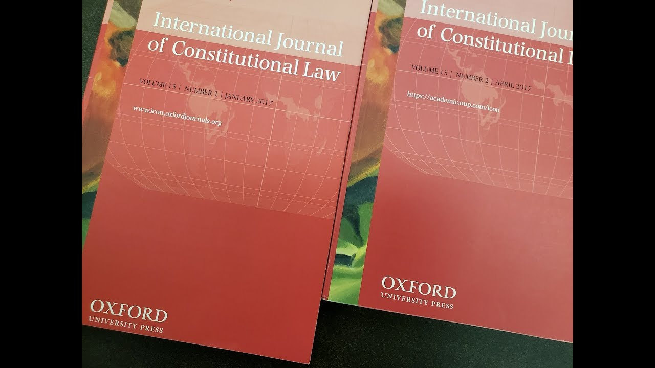 I·CONnect - Blog of the International Journal of Constitutional Law