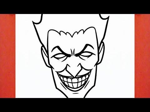 Access youtube - Comment dessiner joker ...