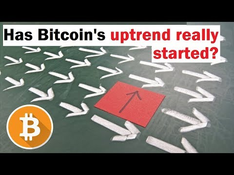Has Bitcoin's UPTREND Started?