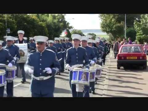 North Down & Ards Unionist Centenary Parade 22/09/2012