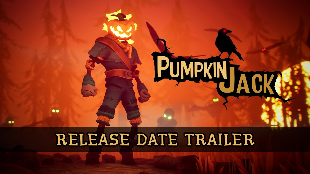 Pumpkin Jack - Release Date Trailer