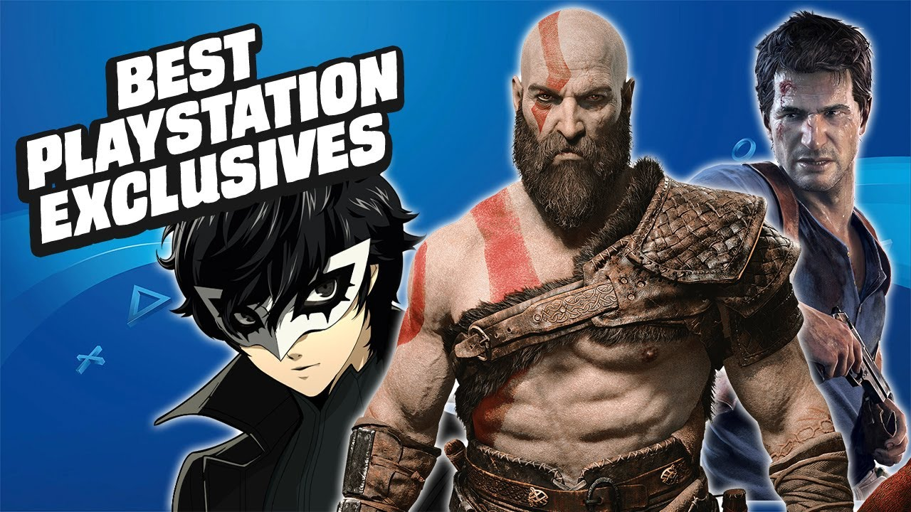 The 15 Best PlayStation Exclusive Games You Can Play Right Now – GameSpot