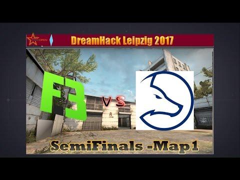 Flipsid3 Tactics vs Team LDLC.com [Map 1 - SemiFinals Bo3 ] - DreamHack Leipzig 2017