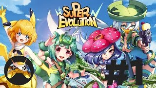 Super Evolution - Android Gameplay #1 HD