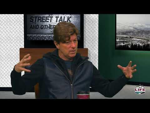 Street Talk & Other Stuff- Jaime Donegan