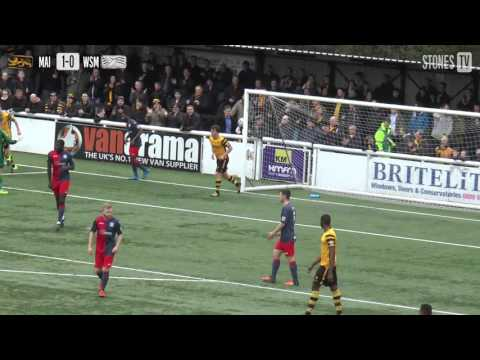 Maidstone United Vs Weston FULL GAME (19/03/16)